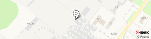 АвтоКит на карте Мегиона