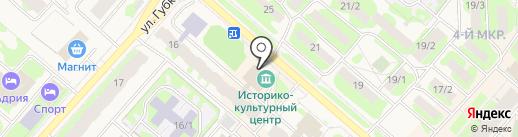 СКБ-банк, ПАО на карте Мегиона