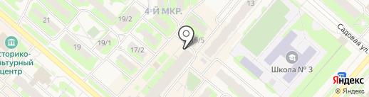Telepay на карте Мегиона