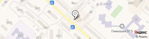 Банкомат, Банк Юрга, ПАО на карте Мегиона