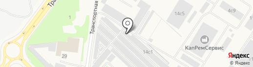 У Петровича на карте Мегиона