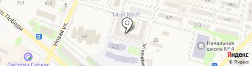 Фонд социального страхования РФ по Ханты-Мансийскому автономному округу-Югре на карте Мегиона