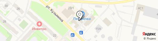 Ветеринарный центр, БУ на карте Мегиона