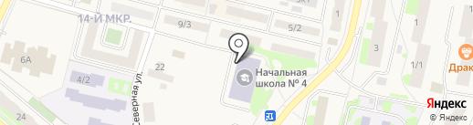 Участковый пункт полиции на карте Мегиона