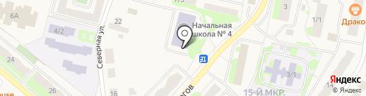 АВТОМОТОПРО, АНО на карте Мегиона