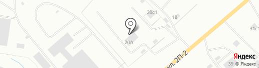 НикаС на карте Нижневартовска