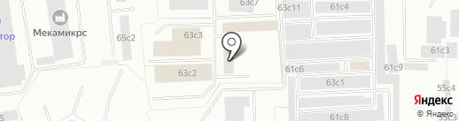 Сибкар+ на карте Нижневартовска