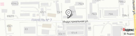 Автогласс на карте Нижневартовска