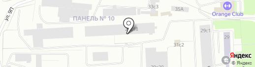 КМУ-Сервис на карте Нижневартовска