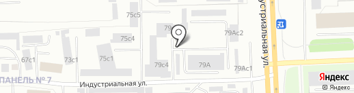 Дача на карте Нижневартовска