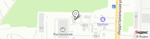 ЧТЗ-Сервис+ на карте Нижневартовска