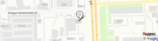Компания по выкупу автомобилей на карте Нижневартовска