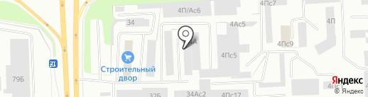 БизнесКомплектСервис на карте Нижневартовска