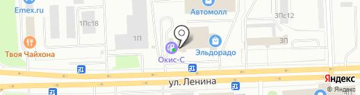 Центр выкупа автомобилей на карте Нижневартовска
