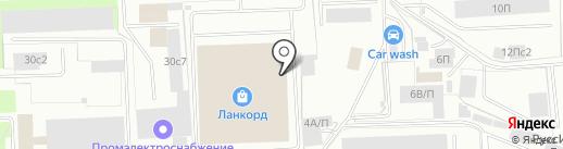 Skyland на карте Нижневартовска