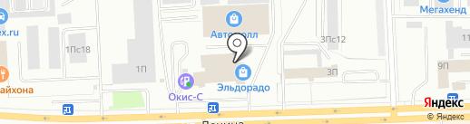 Рекламное агентство на карте Нижневартовска