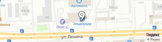 Спортмастер на карте Нижневартовска