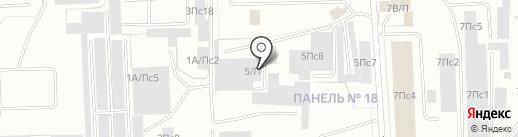ОАО по АТО г. Нижневартовска на карте Нижневартовска