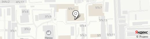 Albico на карте Нижневартовска