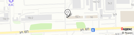 Автогир86 на карте Нижневартовска