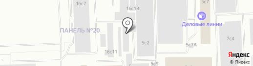 CrossFit Meteora на карте Нижневартовска