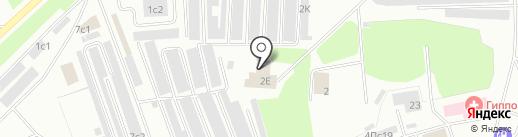 ХАМЕЛЕОН на карте Нижневартовска