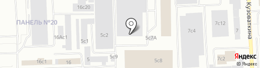 Аква-сервис на карте Нижневартовска