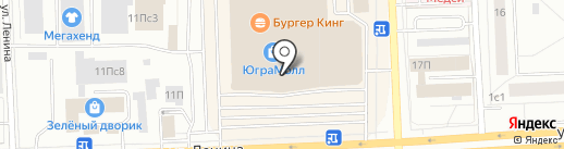 АvtoФормат на карте Нижневартовска