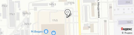 AUTOPITER.RU на карте Нижневартовска