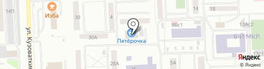 Юридическое агентство на карте Нижневартовска
