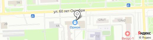 Ralf Ringer на карте Нижневартовска