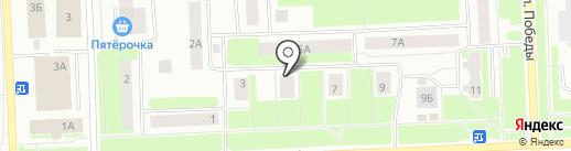 Отдел недвижимости на карте Нижневартовска