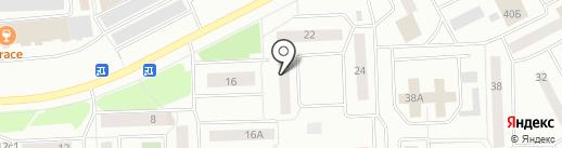BonAppetit на карте Нижневартовска
