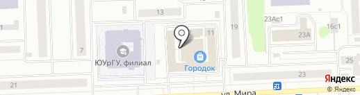Екатерина на карте Нижневартовска