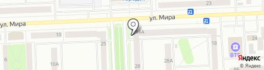 Холод Сервис на карте Нижневартовска