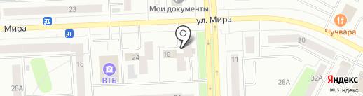 LikePhoto на карте Нижневартовска