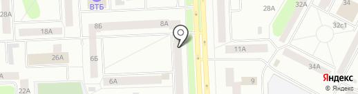 J`adore на карте Нижневартовска