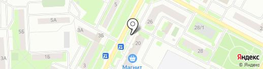 Бинбанк, ПАО на карте Нижневартовска