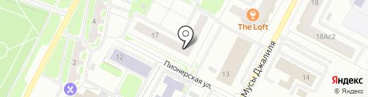 Статус на карте Нижневартовска