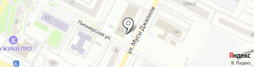 Ваш юрист на карте Нижневартовска