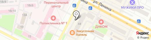 Пивная Лавка на карте Нижневартовска