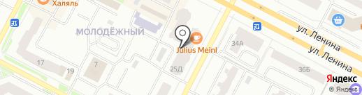Здесь и Сейчас на карте Нижневартовска