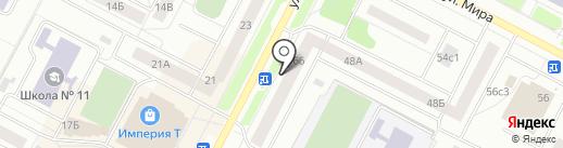 iTCenter на карте Нижневартовска