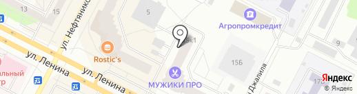 Арт-Тур на карте Нижневартовска