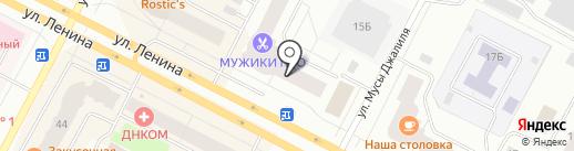 Rieker на карте Нижневартовска