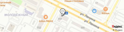 Славный Повар на карте Нижневартовска