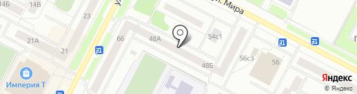 Сервис-Партнер на карте Нижневартовска