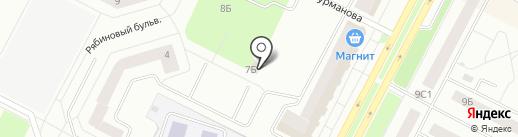 Quickpay на карте Нижневартовска