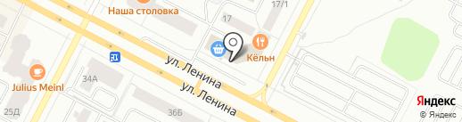 ДНС на карте Нижневартовска