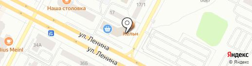 Freestyle на карте Нижневартовска
